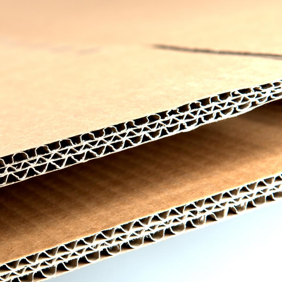 Cartone Tripla Onda Resistente per imballi pesanti