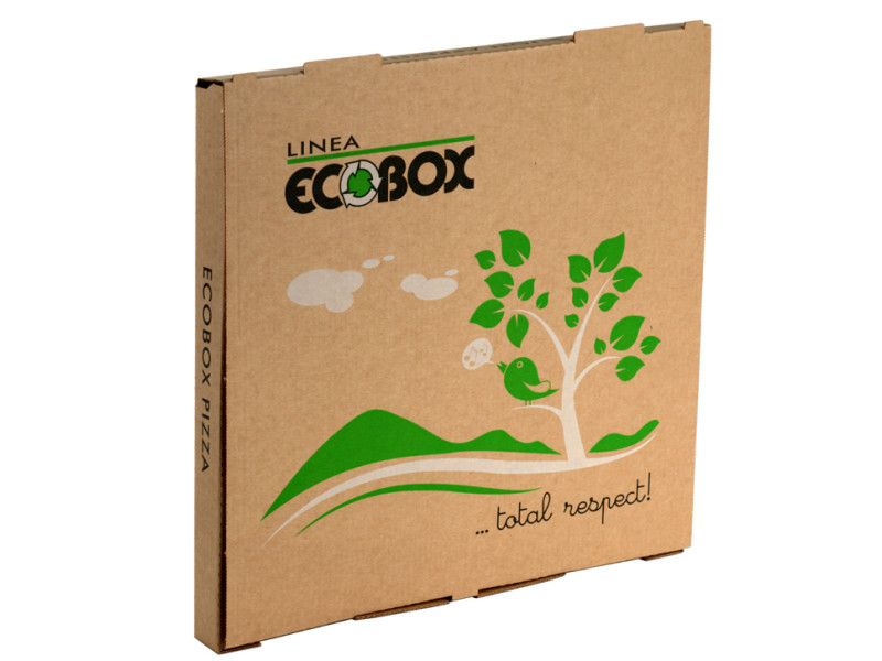 Scatole per Pizza, Pizza EcoBox